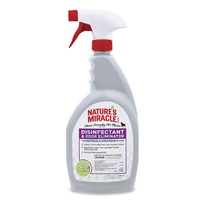 Disinfectant and Odor Eliminator