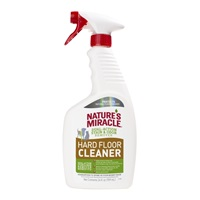Hard Floor Stain and Odor Remover