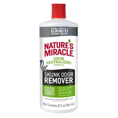 Skunk Odor Remover For Dogs Nature S Miracle