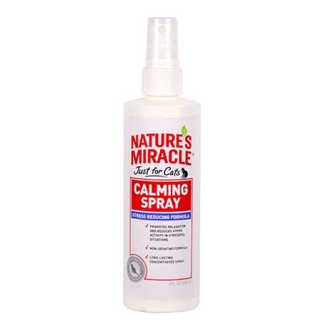 Calming Spray Just For Cats Nature S Miracle