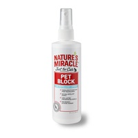Pet Block Repellent Spray - Just for Cats
