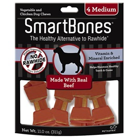 Beef Classic Bone Chews - Medium