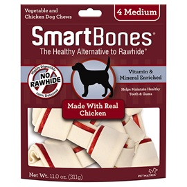 Chicken Classic Bone Chews - Medium