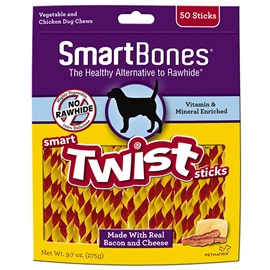 Bacon and Cheese Smart Twist Sticks