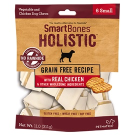 Holistic Classic Chicken Bone Chews - Small