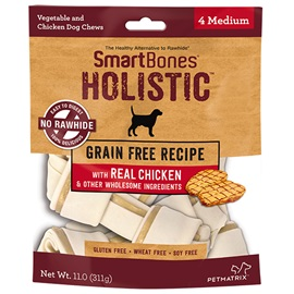 Holistic Chicken Classic Bone Chews - Medium