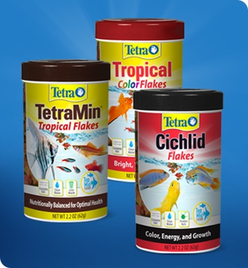 Tetra Nutrition Products