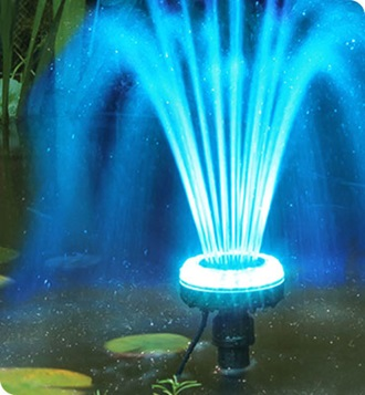Tetra Pond LED Lighting