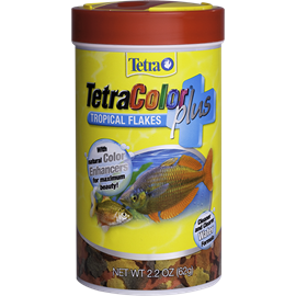 TetraColor® Plus Tropical Flakes