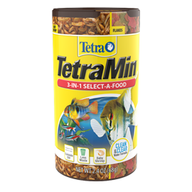 TetraMin® 3-in-1 Select-A-Food