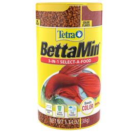 Tetra® Betta 3-in1 Select-A-Food