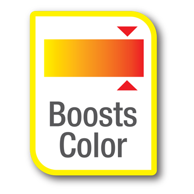 Boosts Color Icon
