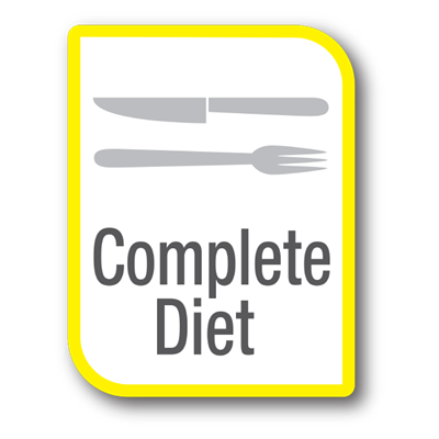 Complete Diet Icon