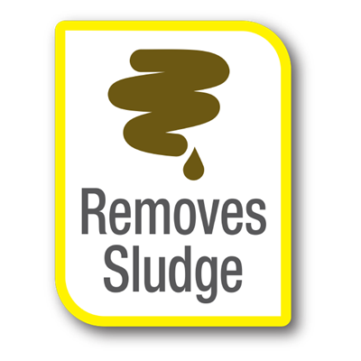 Removes Sludge Icon