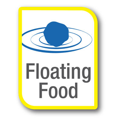 Floating Food Icon