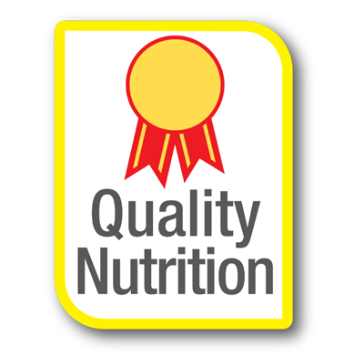 Quality Nutrition Icon