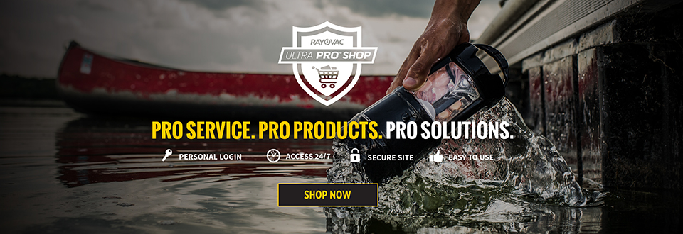 Pro service. Pro Products. Pro Solutions.