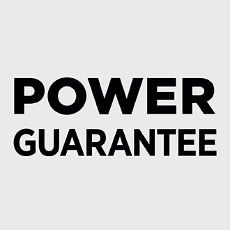 RAYOVAC® Fusion™ power guarantee