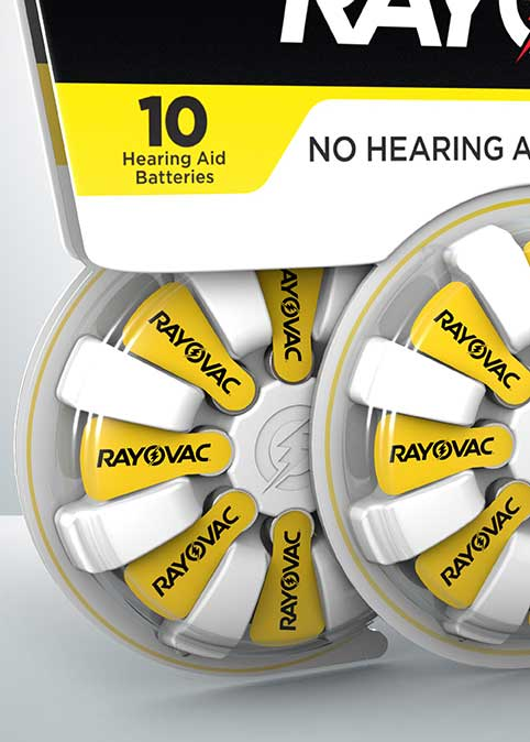 rayovac hearing aid battery size 10 24 pack