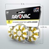 rayovac hearing aid batteries size 10 24 pack 5