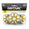 Rayovac Hearing Aid Batteries Size 10 24 Pack