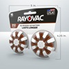 rayovac hearing aid batteries size 312 16 pack 5