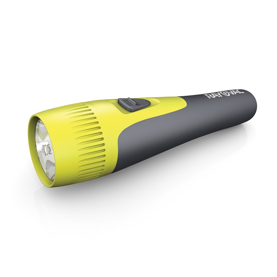 BVL2AA-B Brite Essentials 2AA LED Comfort Grip Flashlight