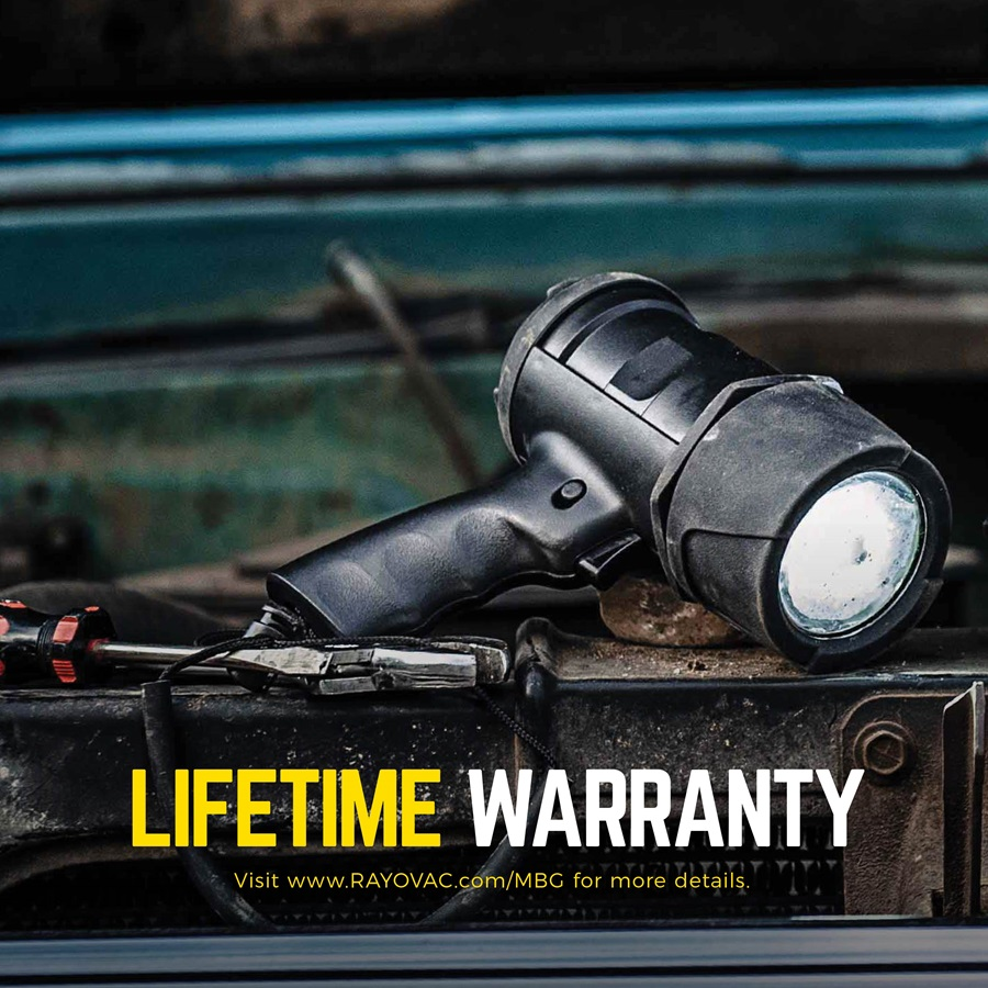 lifetime warranty DIYSP6AA-BA