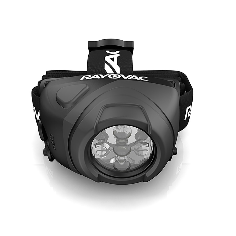 workhorse pro 3-AAA LED virtually indestructible headlight DIYHL3AAABC