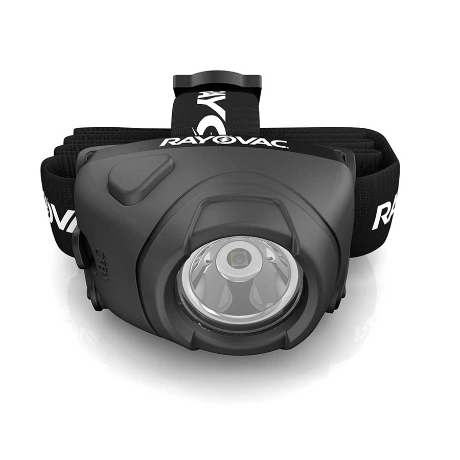 workhorse pro 3AAA LED Virtually Indestructible HD Headlight DIYPHL3000-BTA