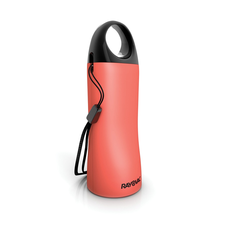 Rayovac Power Protect™: Personal Alarm w/ Portable Charger & Flashlight
