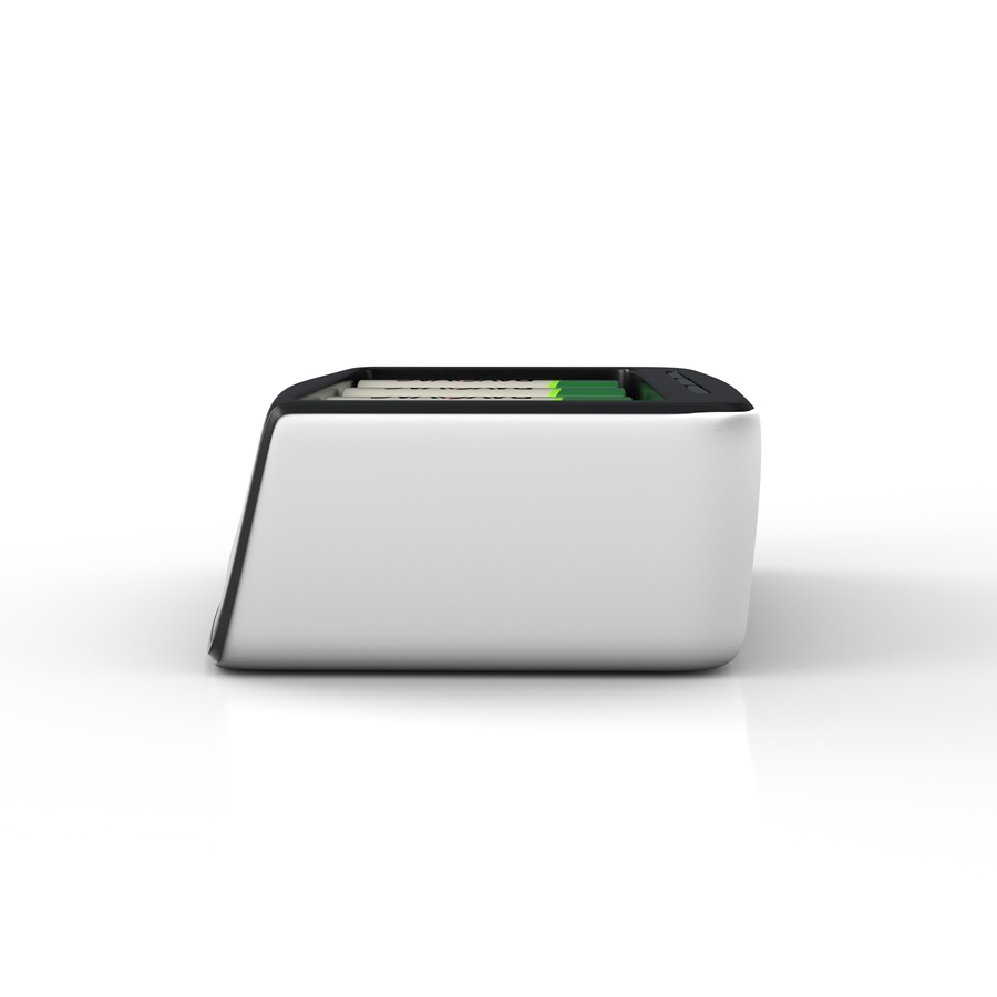 Universal Charger Side View