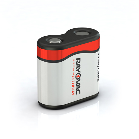RAYOVAC® professional photo lithium batteries 223a