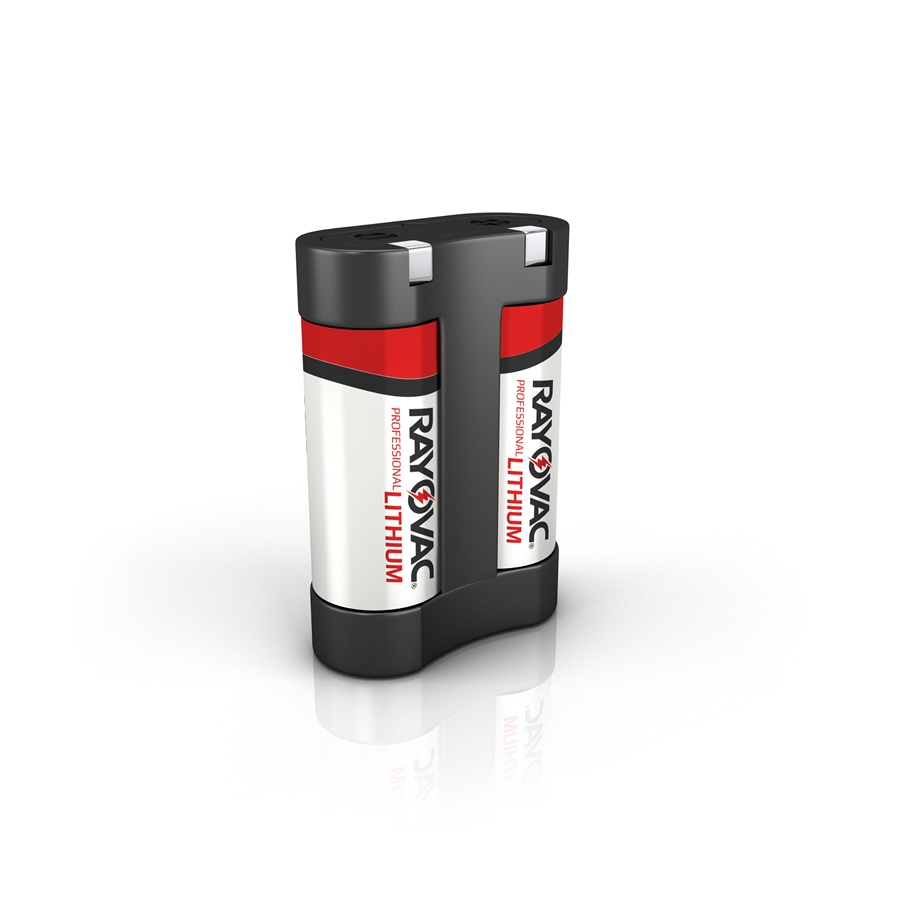RAYOVAC® rl2cr5 photo lithium batteries