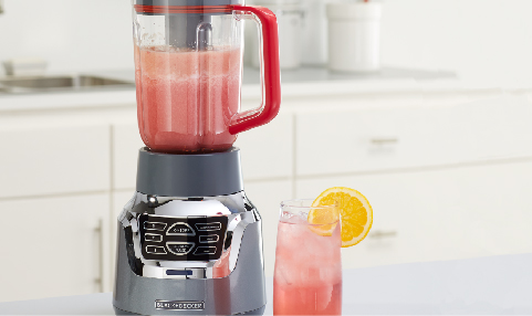 BL1350DPP Infusion Blender Infusing Call Out image