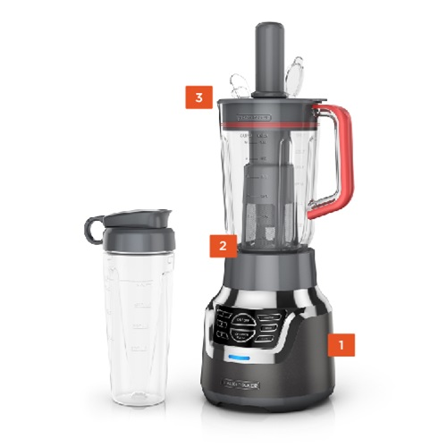 Black and Decker BL1350DPP Infusion Blender main hero image