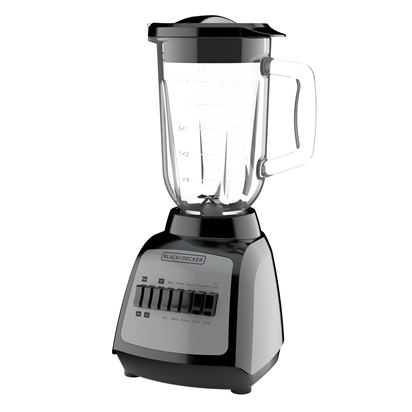 BL2110BGG Power Blender with PerfectPour™ Glass Jar and All-Purpose Grinder Attachment