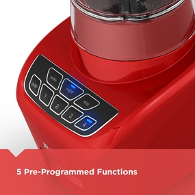 3 pre-programmed functions