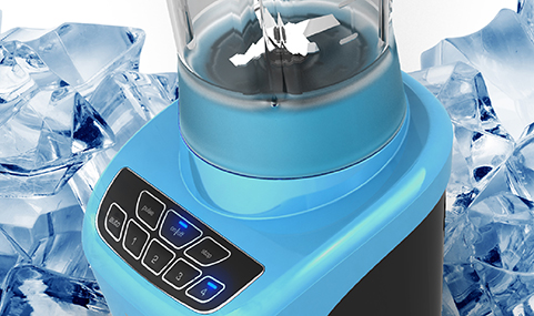 Black+Decker® xlblast drink machine party blender bl4000t teal
