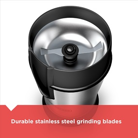 Durable stainless steel grinding blades