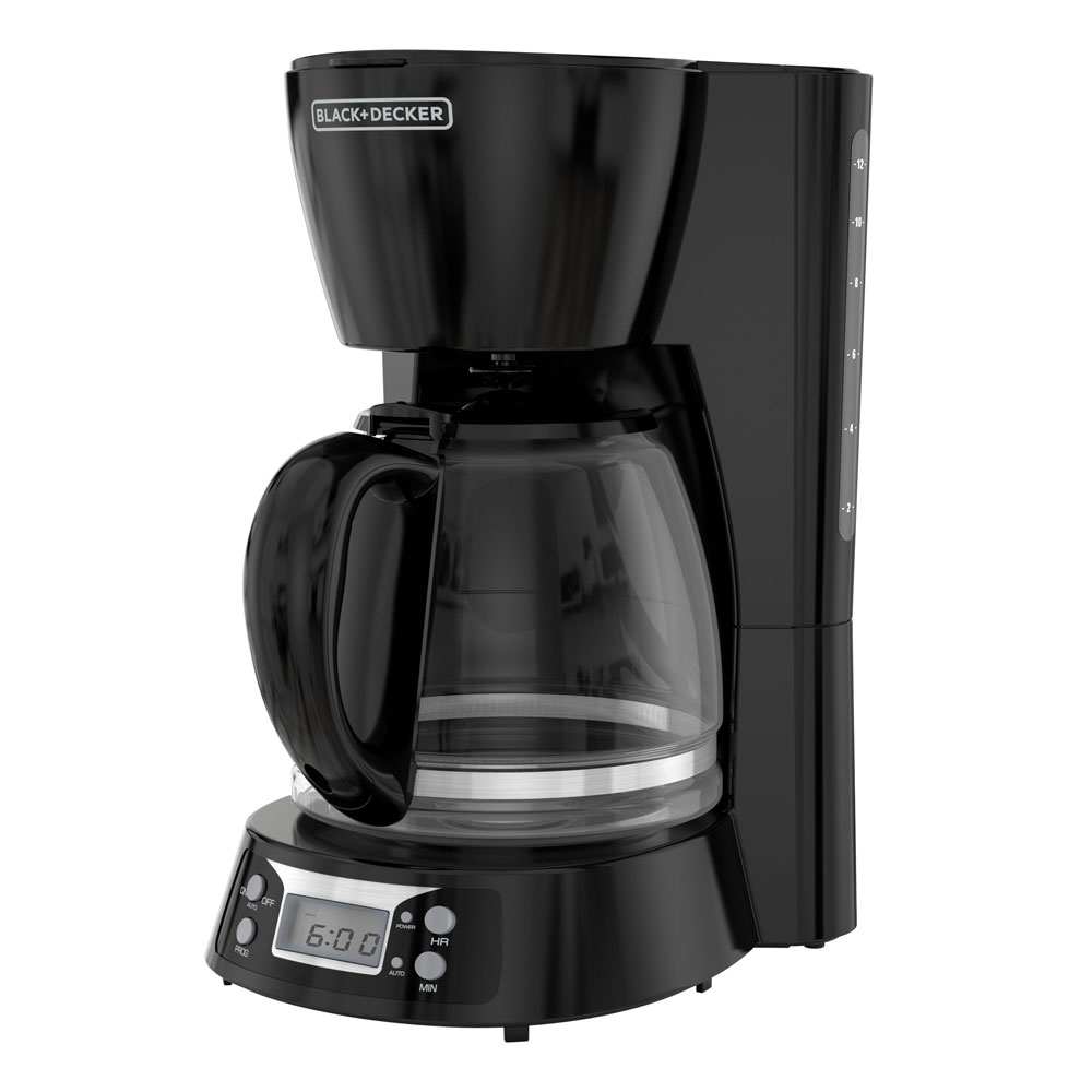 BCM1410B 12-Cup Programmable Coffeemaker