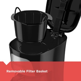 CM0555B Removable Filter Basket