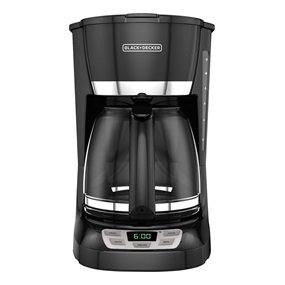 QuickTouch™ Digital Programmable 12-Up* Coffeemaker, CM1060B