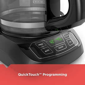 quick touch programming