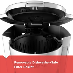 removable dishwasher safe parts