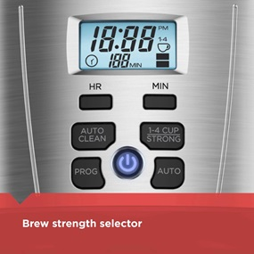 brew strength selector cm4110s