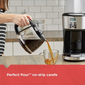 perfect pour no drip carafe cm4110s