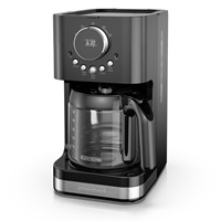 CM4200B Select-A-Size Easy Dial Programmable Coffeemaker in Black