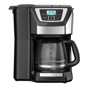 12-Cup Mill & Brew Coffeemaker, CM5000B
