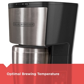 CM625B Optimal Brewing Temp